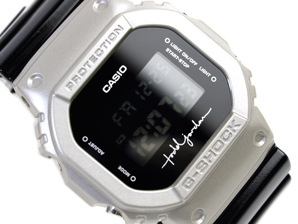 [Limited Series] DW-5600TOD — G-Shock and Todd Jordan Collaboration