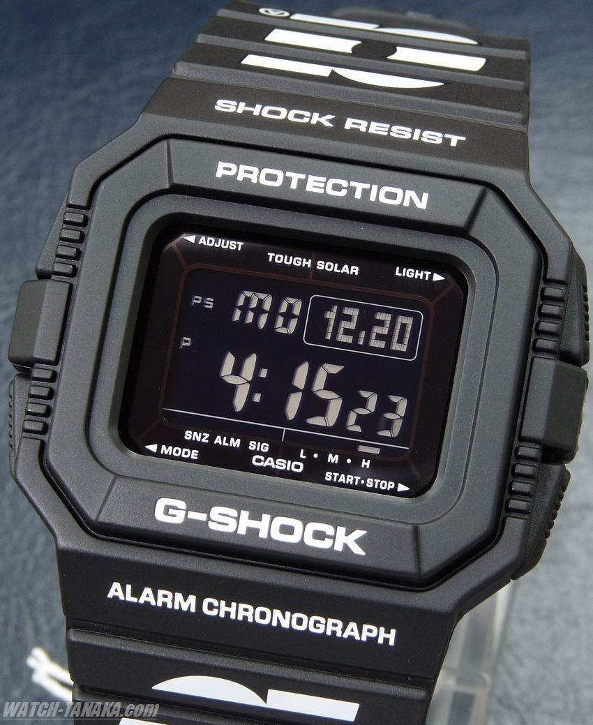 [Limited Series] G-5500AL-1JR — G-Shock and ALIFE Collaboration