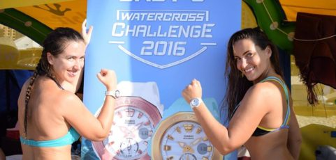 [Live Photos] G-Shock Watercross Challeng Event