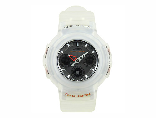 [Limited Series] AWG-525UAJ-7AJR — G-Shock and United Arrows Collaboration