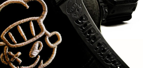 [Limited Series] DW-5600 — G-Shock and Burn Rubber Collaboration