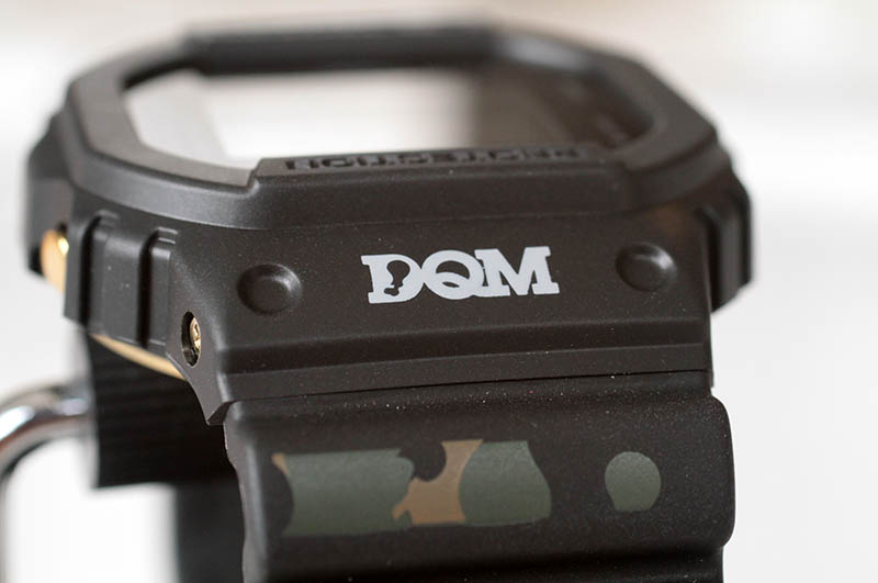 [Limited Series] DW-5600 — G-Shock and Dave's Quality Meats Collaboration