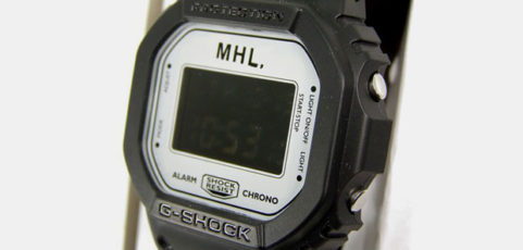 [Limited Series] DW-5600 — G-Shock and MHL Collaboration