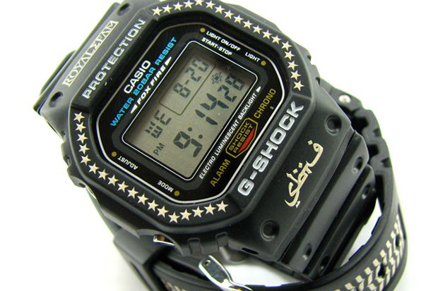 Dw 5600 G Shock And Sbtg Collaboration