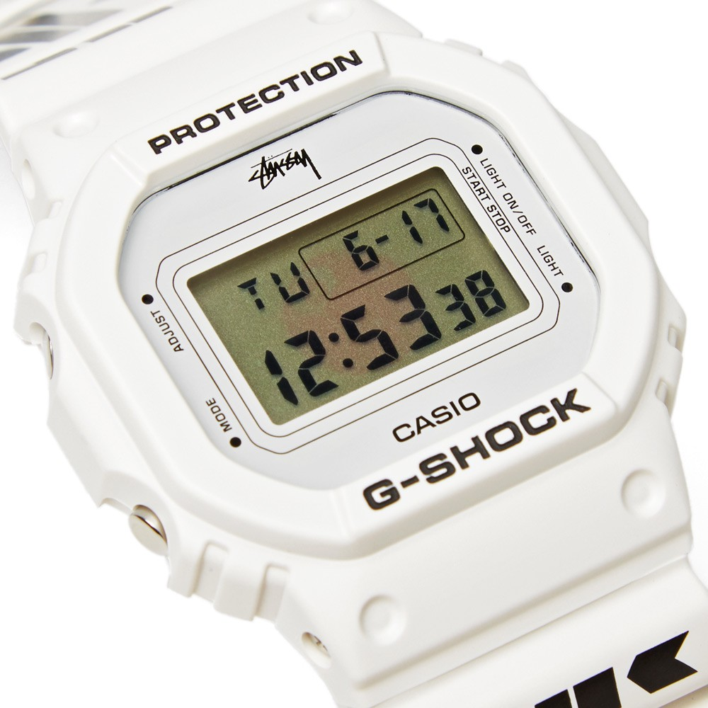 """[Limited Series] DW-5600 — G-Shock and Stussy """"NTRNTNL"""" Collaboration"""