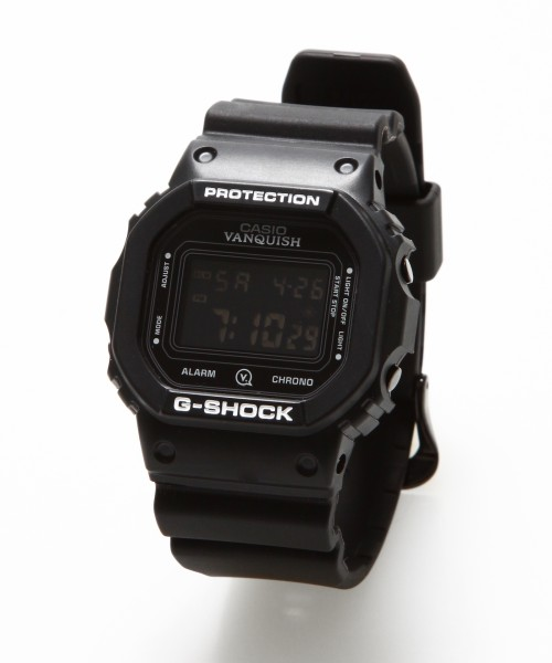 [Limited Series] DW-5600 — G-Shock and Vanquish 10th Anniversary Collaboration