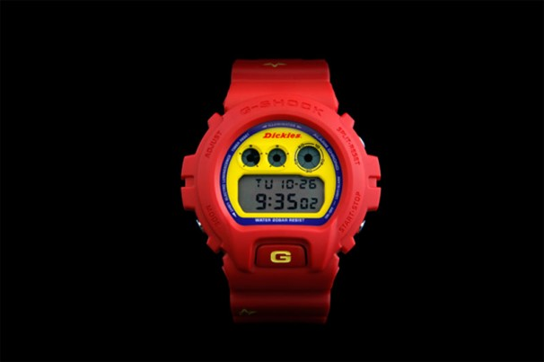 [Limited Series] DW-6900 — G-Shock and Dickies Collaboration