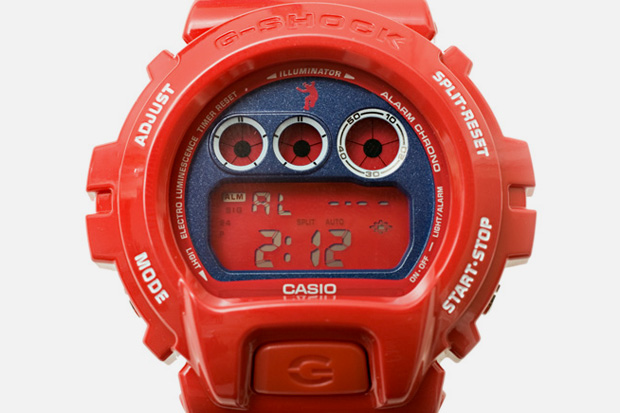 [Limited Series] DW-6900 — G-Shock and UNION NYC x PEGLEG Collaboration