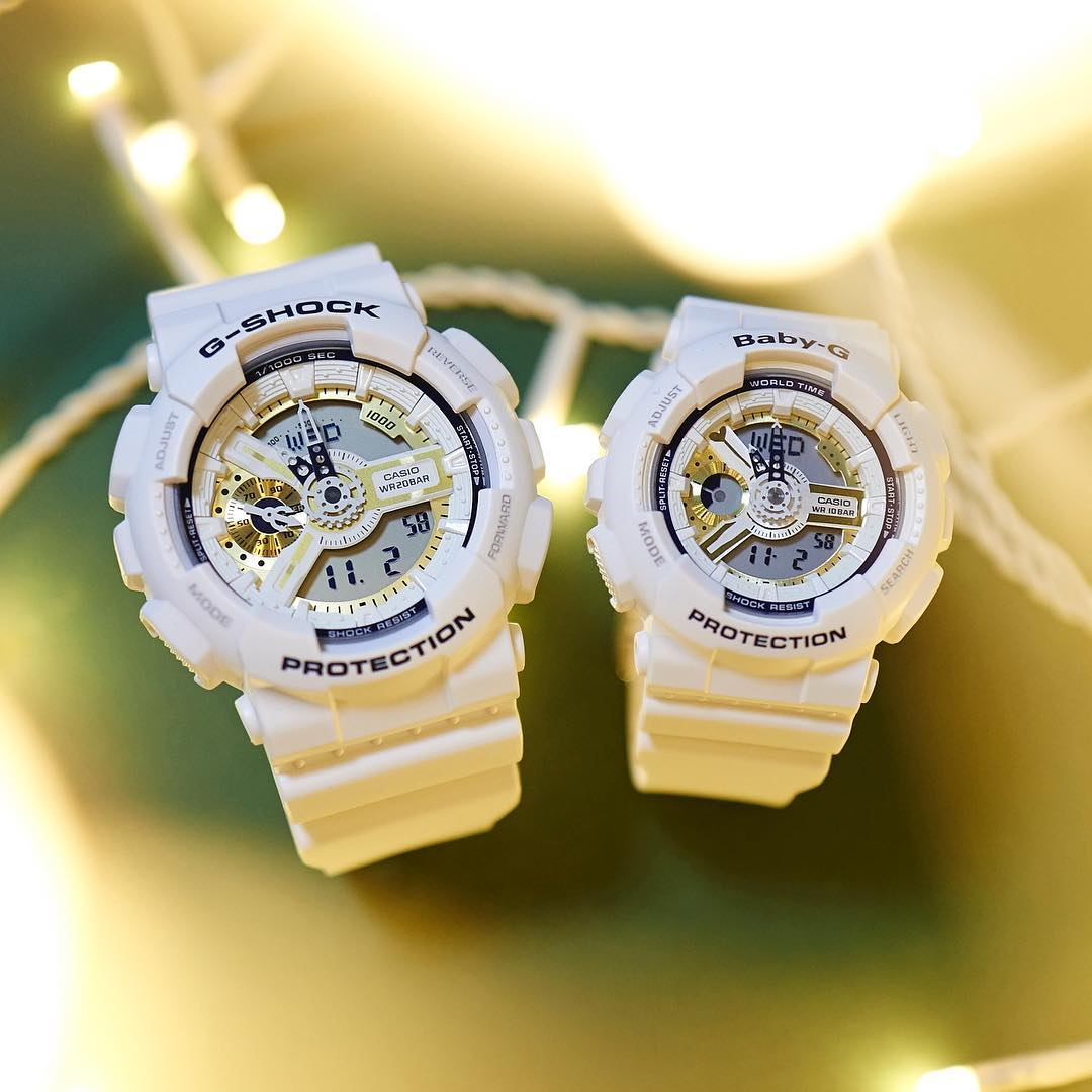 [Live Photos] G-Shock and Baby-G LOV-16A-7AJR 20TH ANNIVERSARY