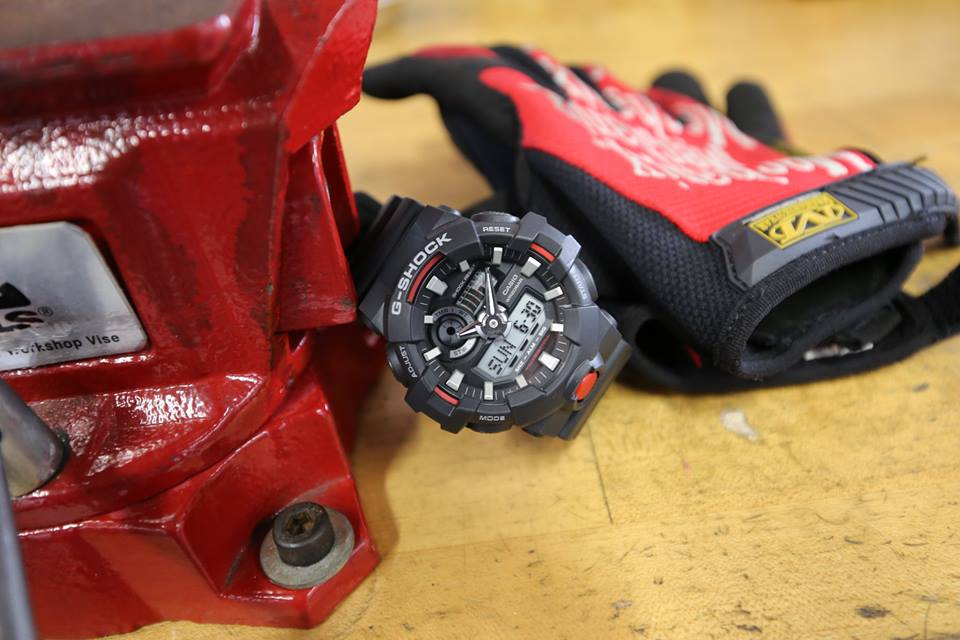 [Live Photos] G-Shock GA-700 and SUPER GT final round report