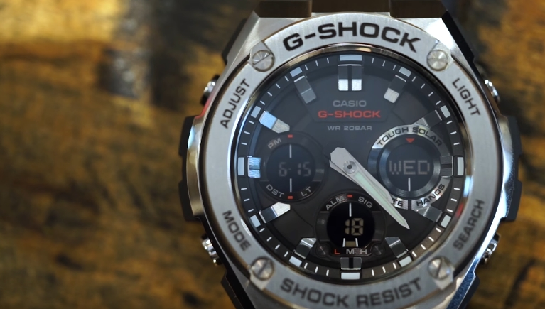 [Video] G-Shock GST-S110 x United By Blue