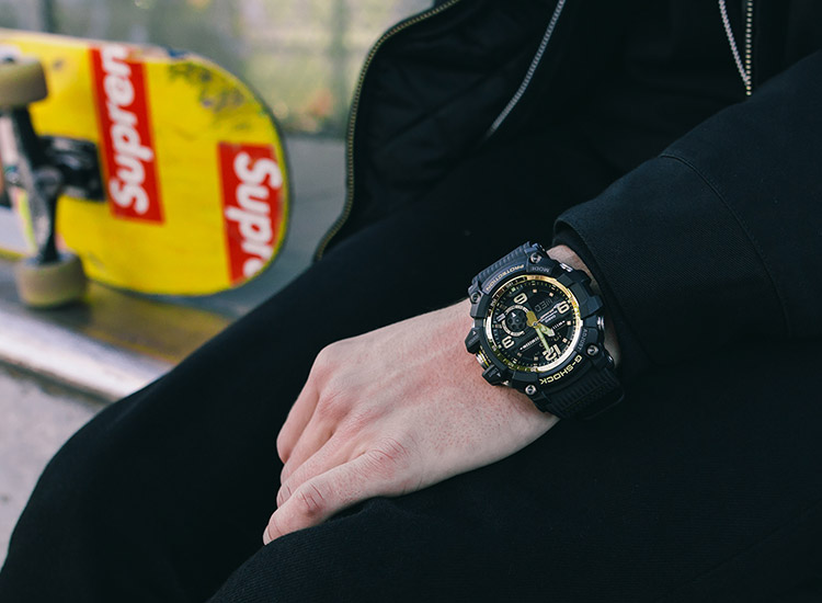 [Live Photos] G-Shock Mudmaster GG-1000 Got Put to the Test