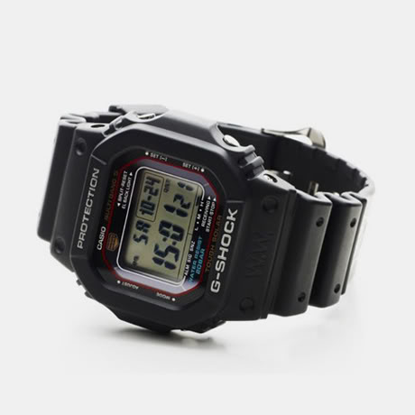 [Limited Series] GW-M5600 — G-Shock and Wood Wood Collaboration