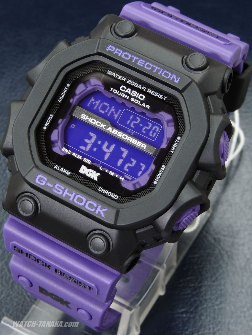 [Limited Series] GX-56DGK-1DR  — G-Shock and Steve Williams DGK Collaboration
