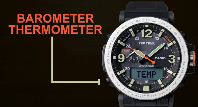 [Video] ProTrek PRG-600 product movie