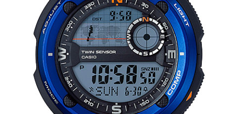 [Live Photos] Casio Outgear SGW-600H with Digital compass and Thermometer
