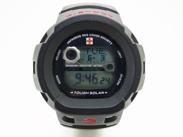 [Limited Series] DW-400 — G-Shock and Red Cross Society Collaboration