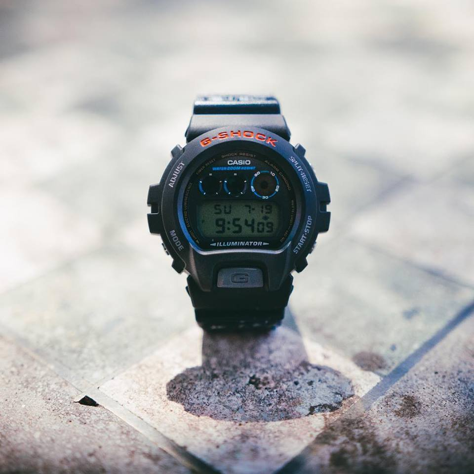 [Limited Series] DW-6900-1VLS — G-Shock and L'Amour Supreme Collaboration