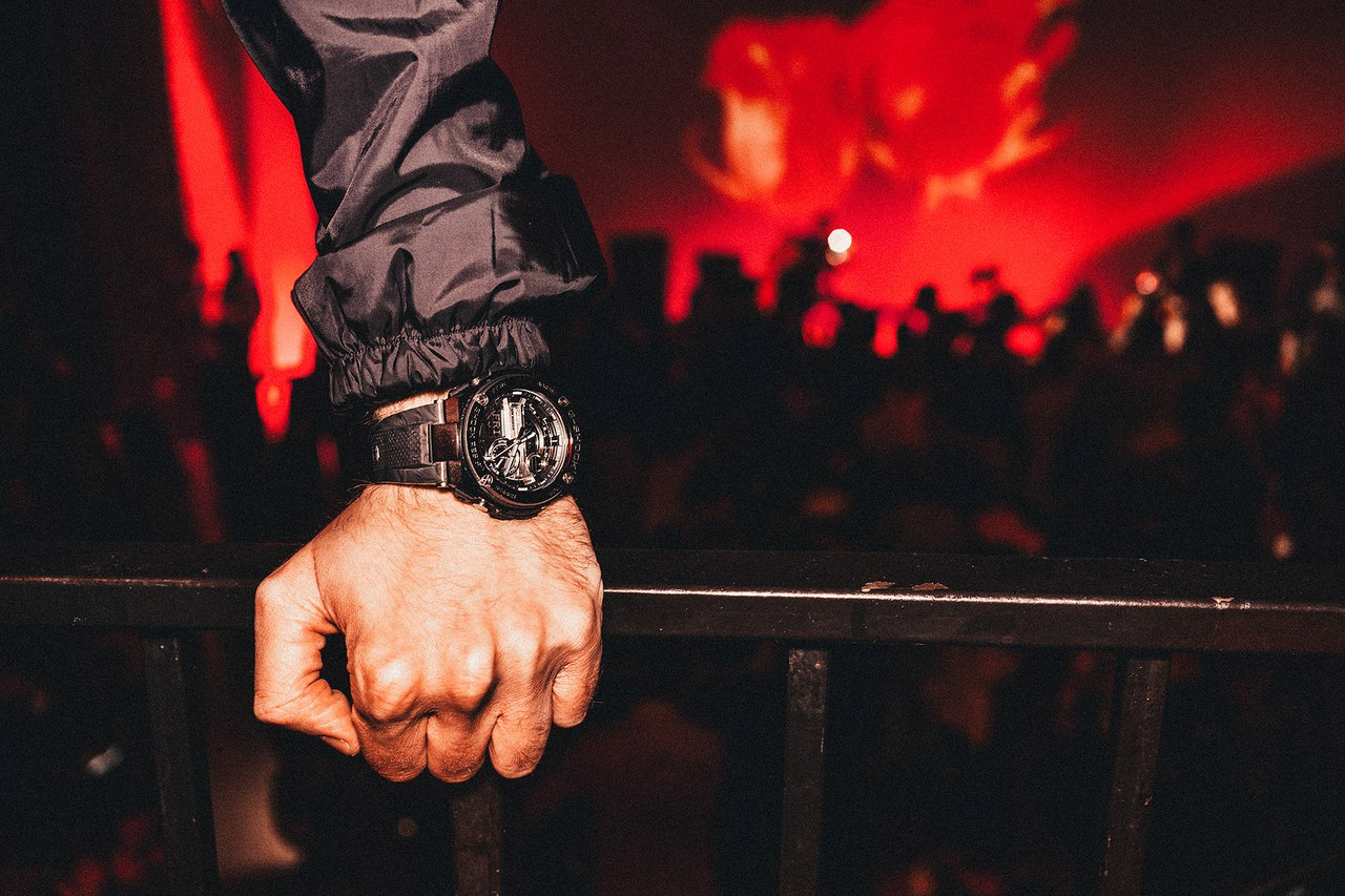 [Live Photos] G-Shock G-Steel Party in Moscow