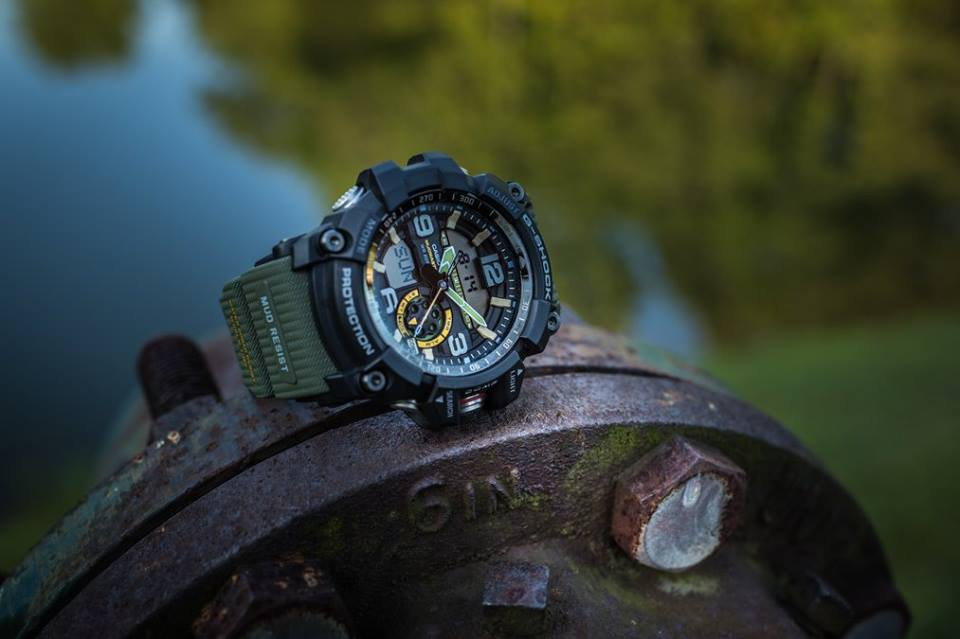 [Live Photos] G-Shock GG-1000-1A3 Mudmaster For Urban Search & Rescue