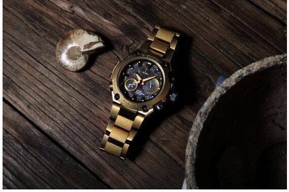 [Live Photos] G-Shock MRG-G1000HG-9A with new Hammer process