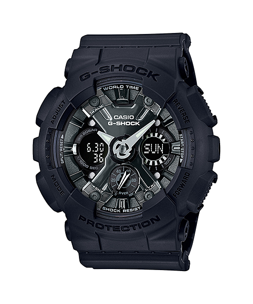 G-Shock GMA-S120 User Manual / Casio Module 5518