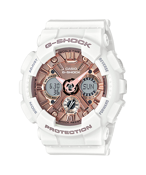 [Live Photos] G-Shock GMA-S120MF from S Series