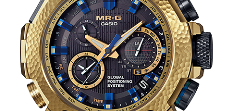[January 2017] G-Shock MRG-G1000HG-9A Luxurious gold coloring