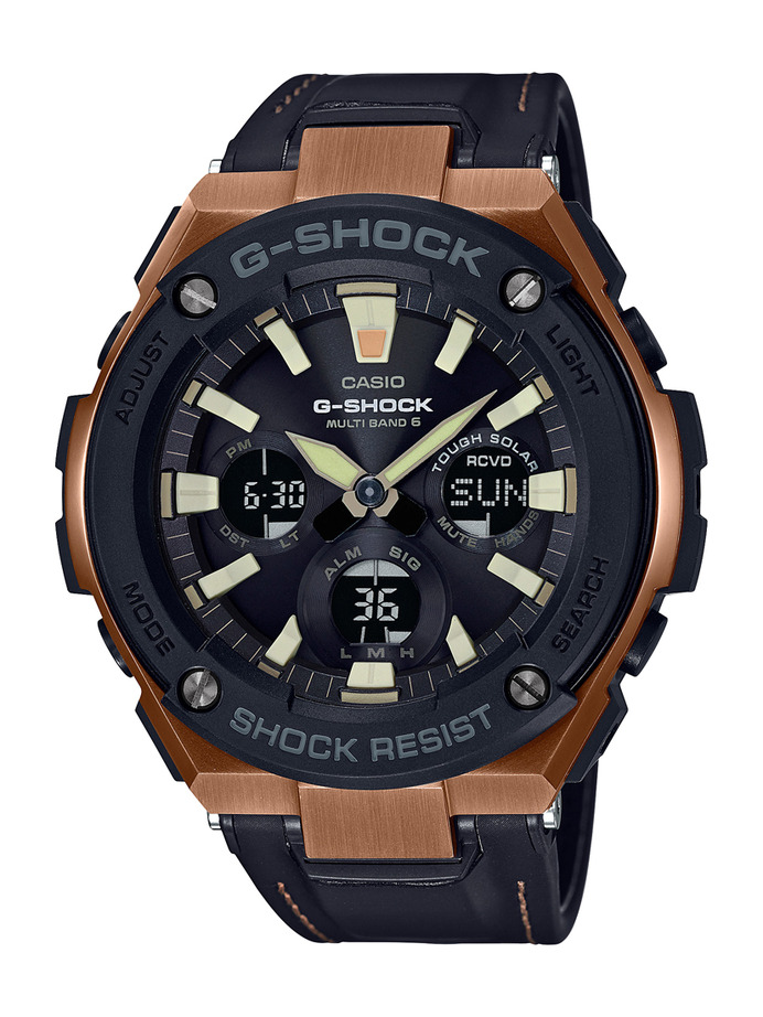 G-Shock GST-W120 User Manual / Casio Module 5516
