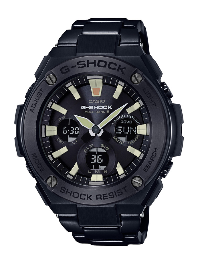 G-Shock GST-W130 User Manual / Casio Module 5515