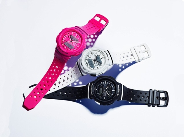 [Live Photos] Baby-G BGA-240 with Functions for Women Runners