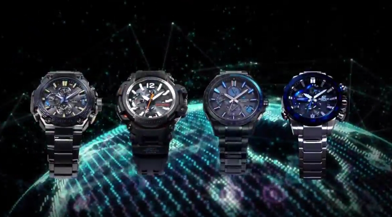"[Video] CASIO Philosophy 2017 ""CASIO CONNECTED"""
