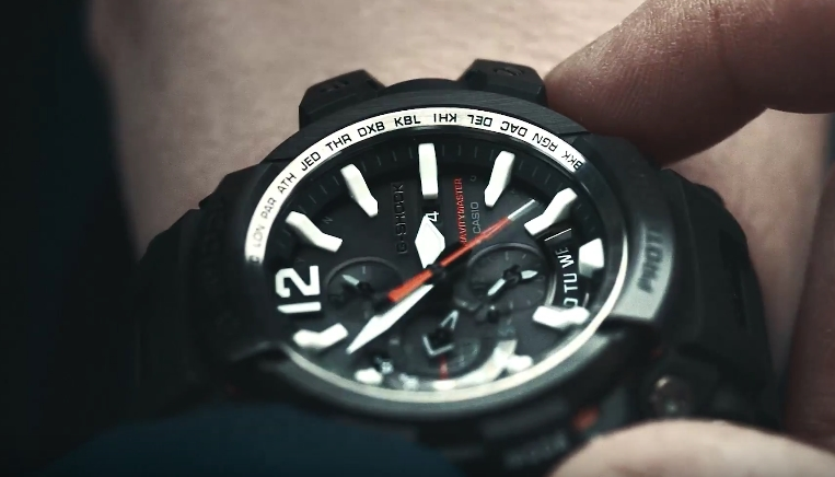 [Video] G-Shock GPW-2000 Atlantic Airways Rescue And Search team