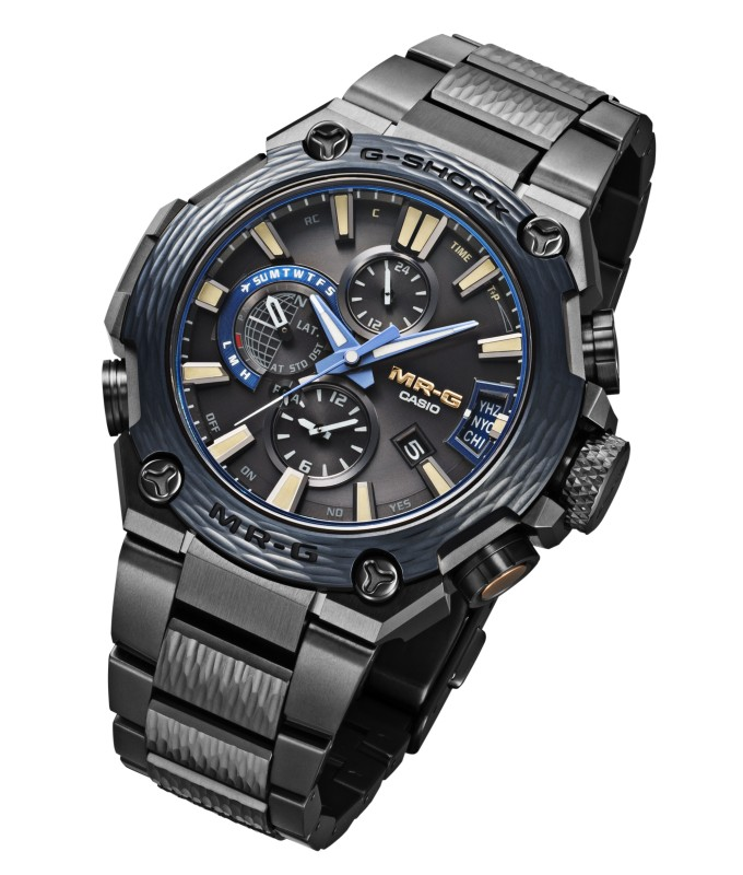 [Live Photos] G-Shock Releases Limited MRG-G2000HT-1A in September