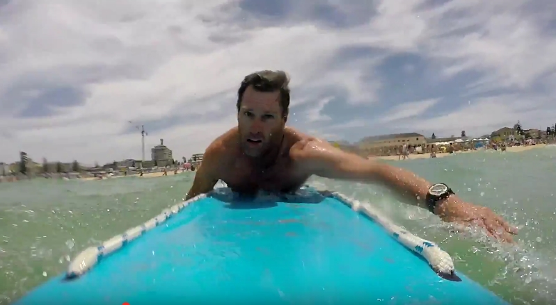 [Video] Absolute Toughness — G-Shock x Bondi Rescue