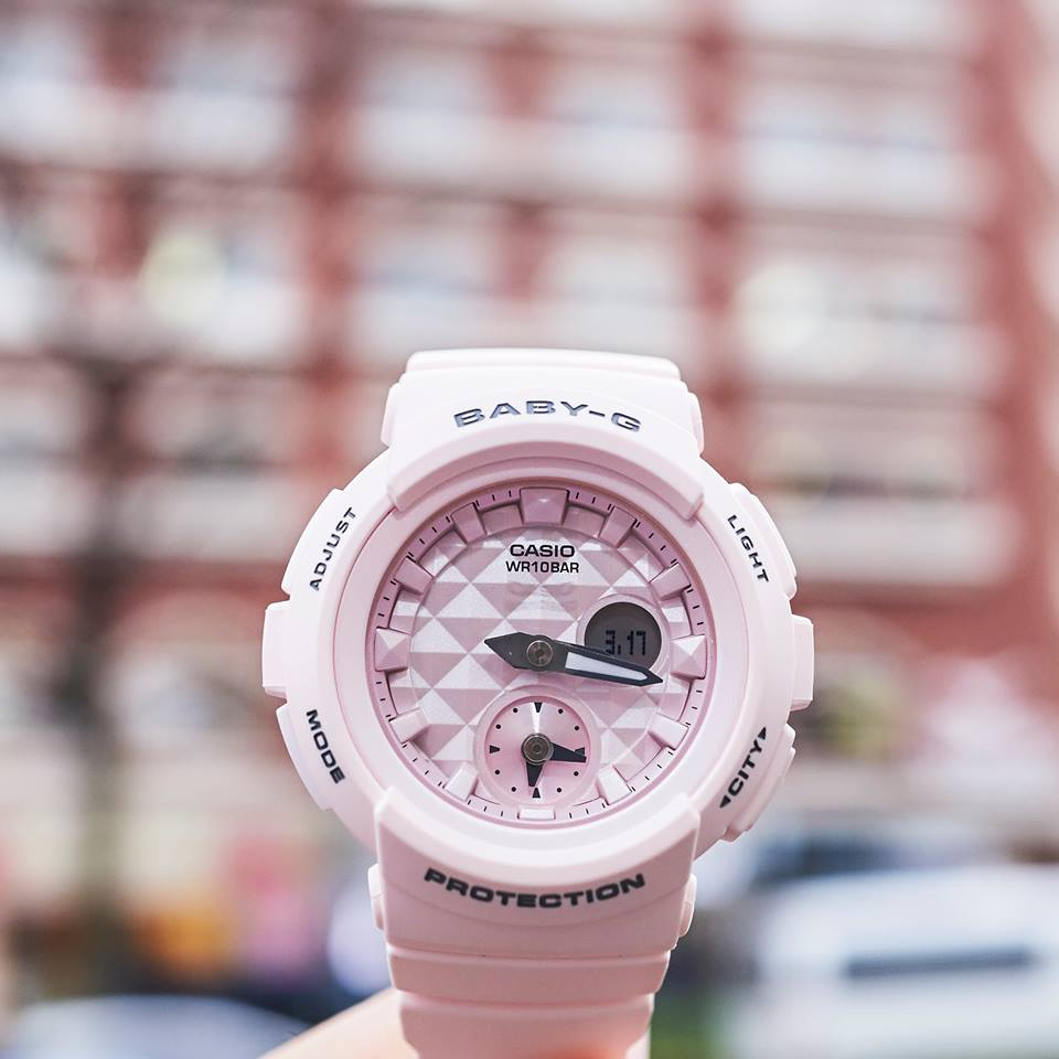 Baby G Bga 190be 4a Take This Year S Trend With The