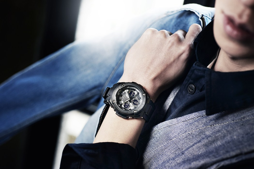 [Live Photos] G-Shock GST-S110, GST-S100 and GST-S130 Lookbook