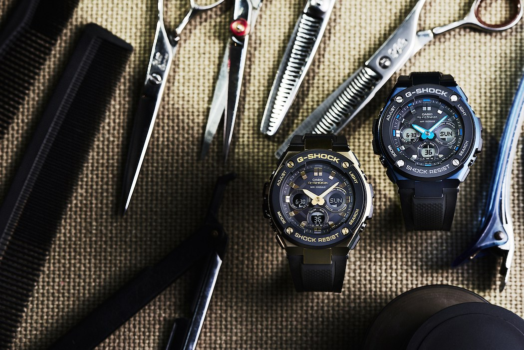 [Live Photos] G-Shock GST-S300 and GST-S310 G-Steel Lookbook