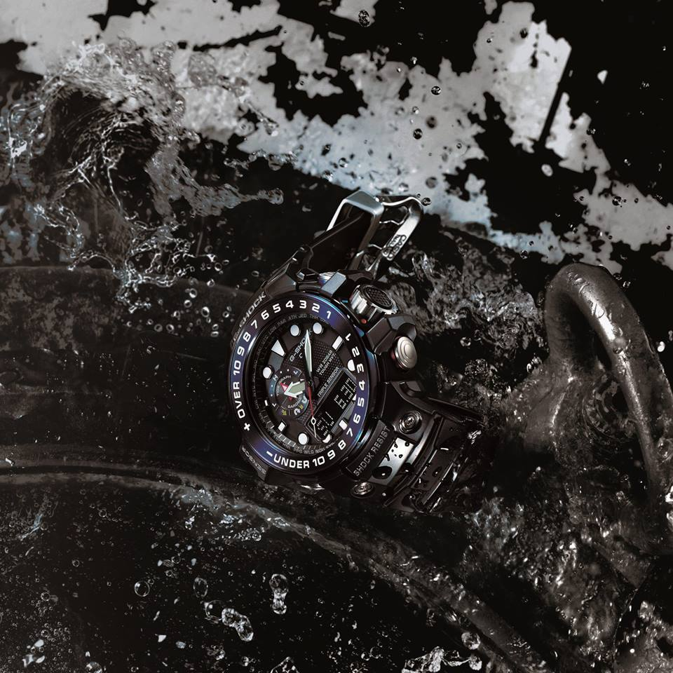 [Live Photos] G-Shock GWN-1000 — Passion of Master Of G