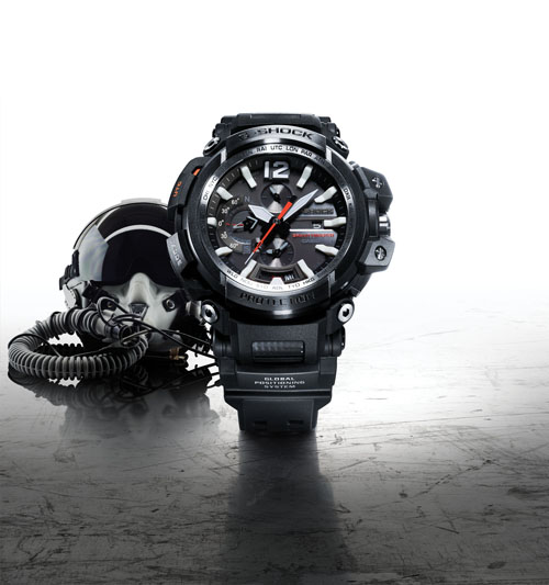 [Official] G-Shock Announces Retail Availability of First-Ever Connected GRAVITYMASTER GPW-2000