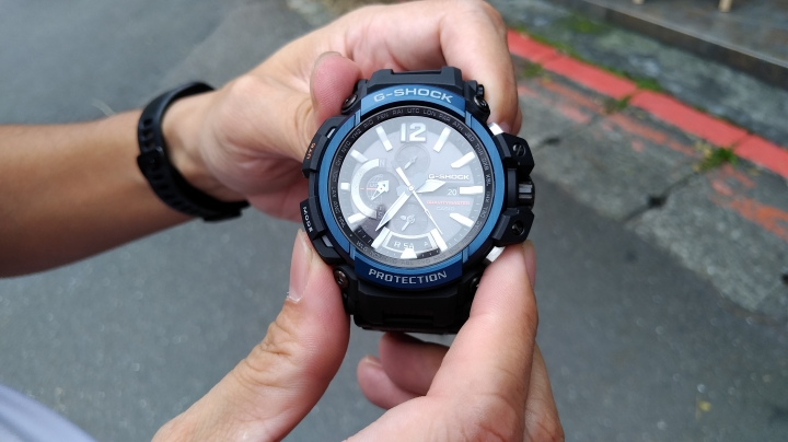 [Live Photos] G-Shock GPW-2000 Gravitymaster Close Look