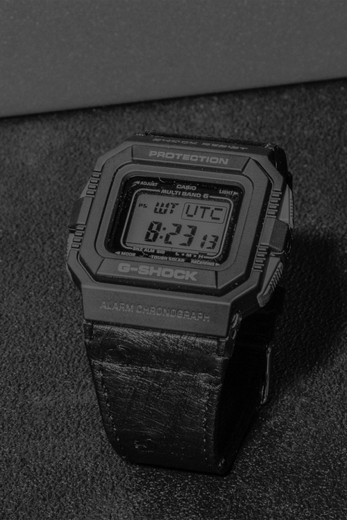 [Live Photos] G-Shock GW-5510 x BlackRainbow Bring Some Japanese Exclusives to colette