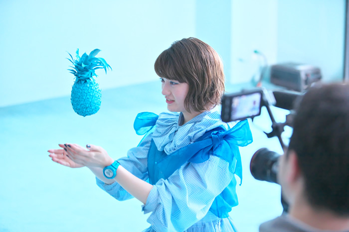 [Live Photos] SHE IS SUMMER and Baby-G Music video collaboration