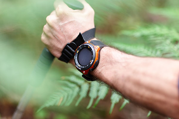 [Official] Casio Celebrates Great Outdoors Month with WSD-F20
