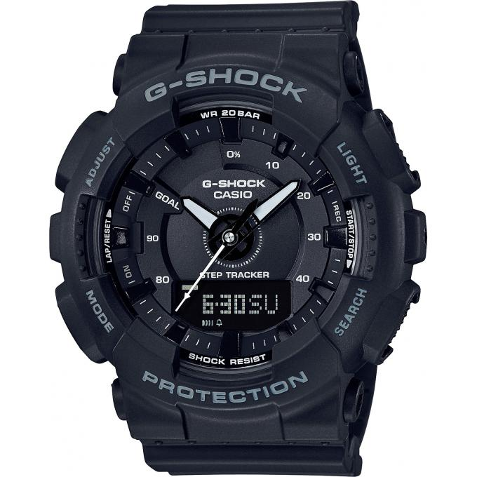 How to set time on G-Shock GMA-S130 / Casio 5540