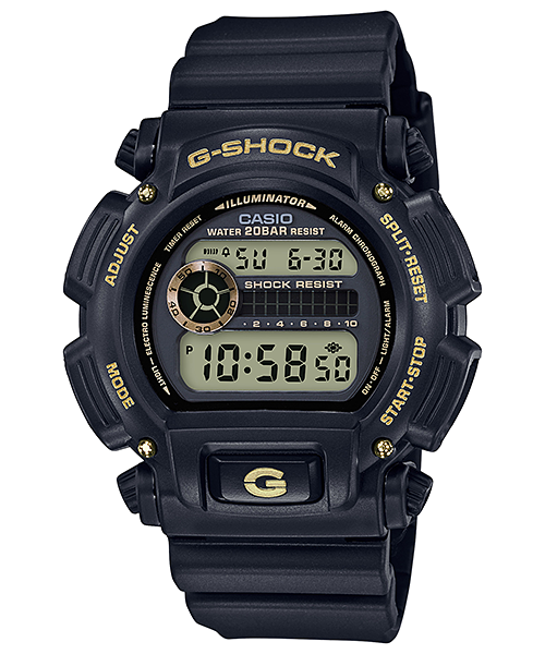 G-Shock DW-9052 User Manual / Casio Module 3232