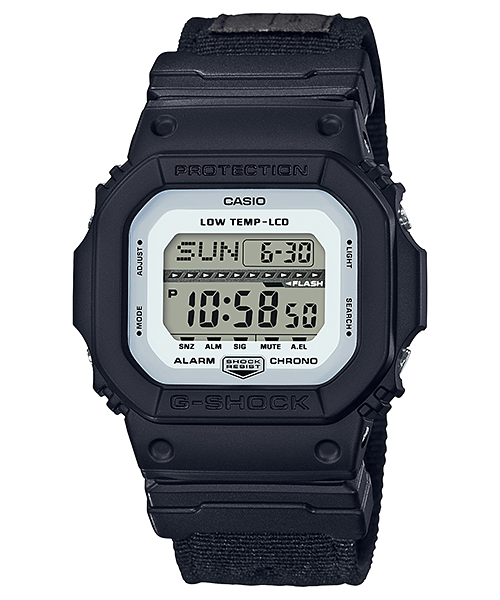 G-Shock GLS-5600 User Manual / Casio Module 3178