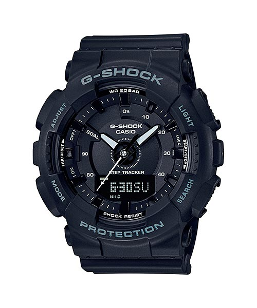 G-Shock GMA-S130 User Manual / Casio Module 5540