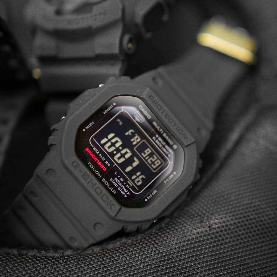 [Live Photos] G-Shock G-Shock 35th Anniversary arrived in G-Shock Soho Store