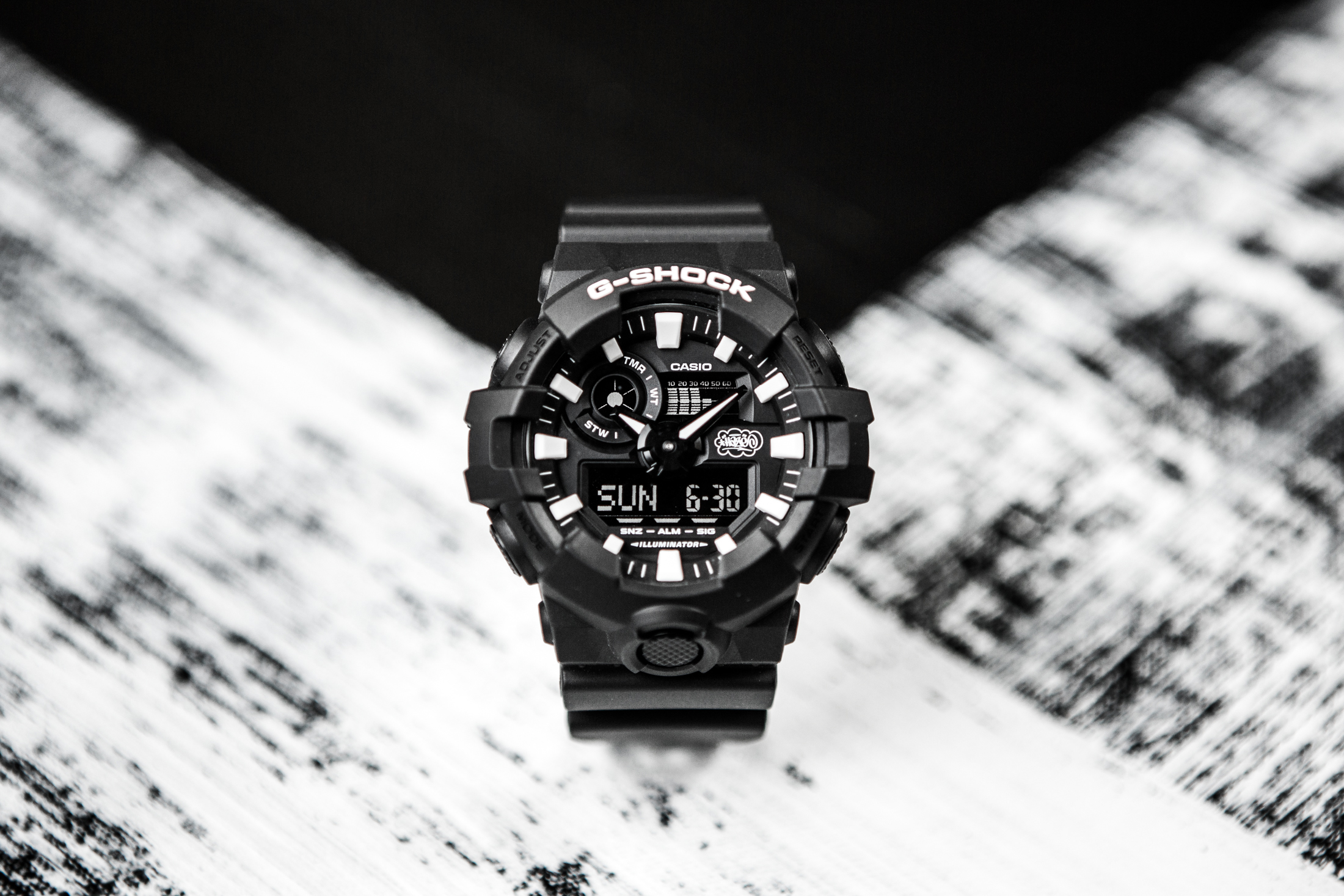 [Official] G-Shock GA-700EH-1A x Eric Haze Limited for 35th Anniversary